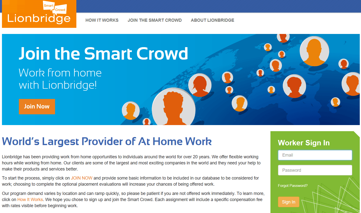 Smart Crowd Review