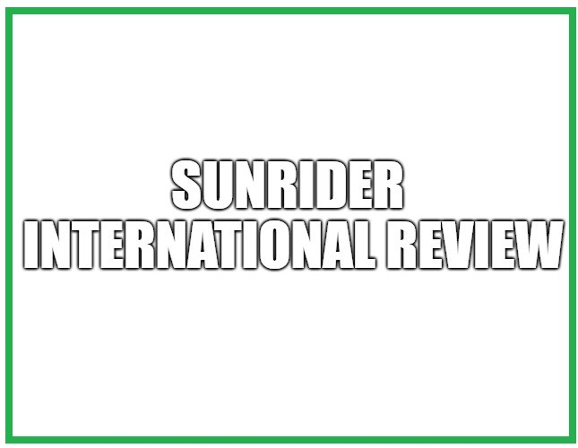 Sunrider International Review