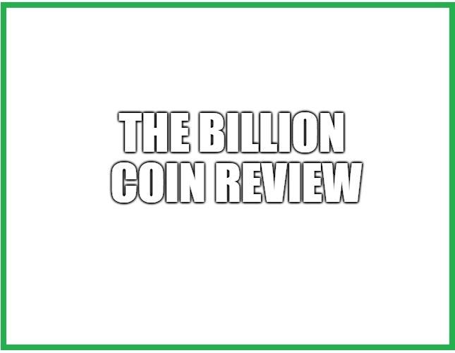 Is The Billion Coin A Scam