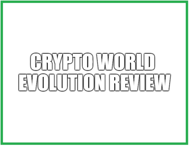 What is Crypto World Evolution