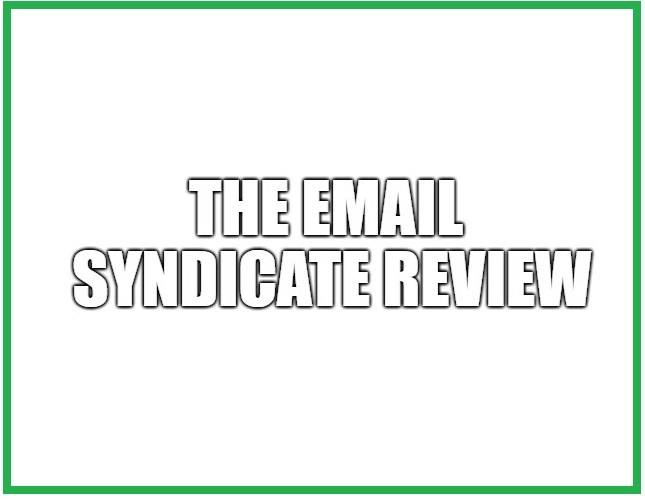The Email Syndicate Review