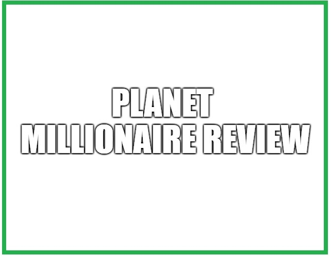 What is the Planet Millionaire
