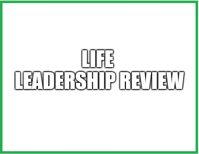 Is Life Leadership A Scam
