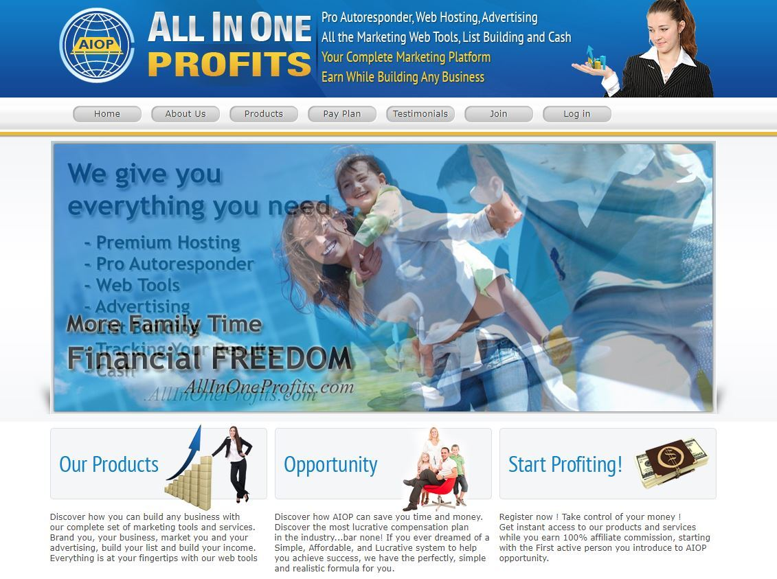 Is All In One Profits A Scam