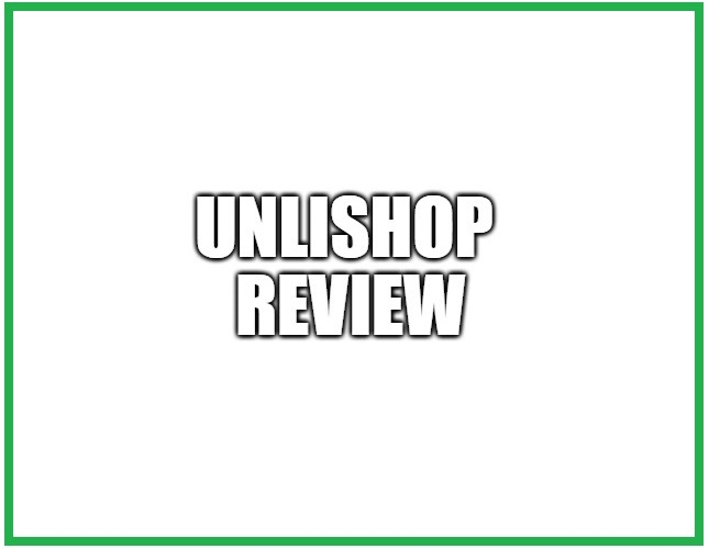 Unlishop Review