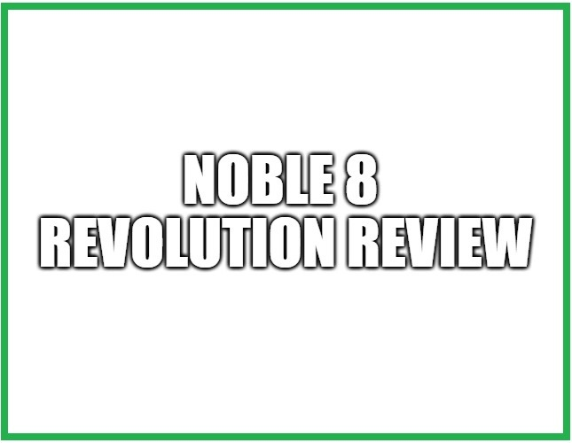 What is Noble 8 Revolution