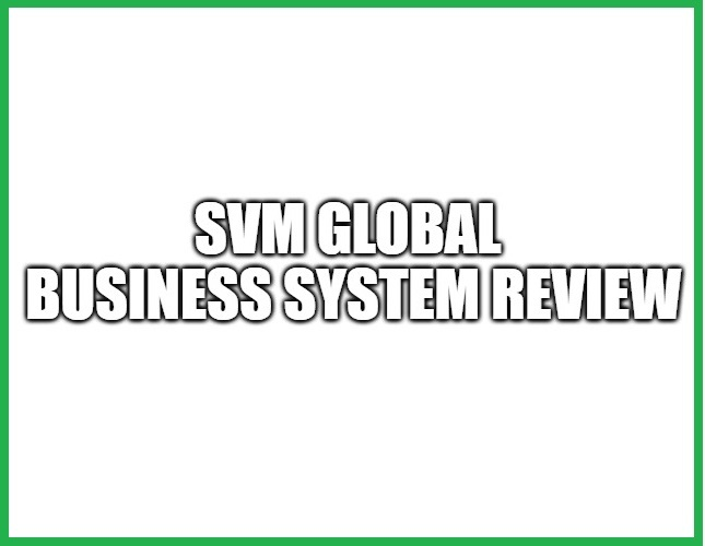 SVM Global Business System Review