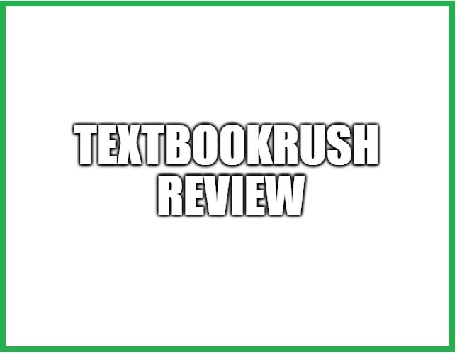 TextBookRush Review