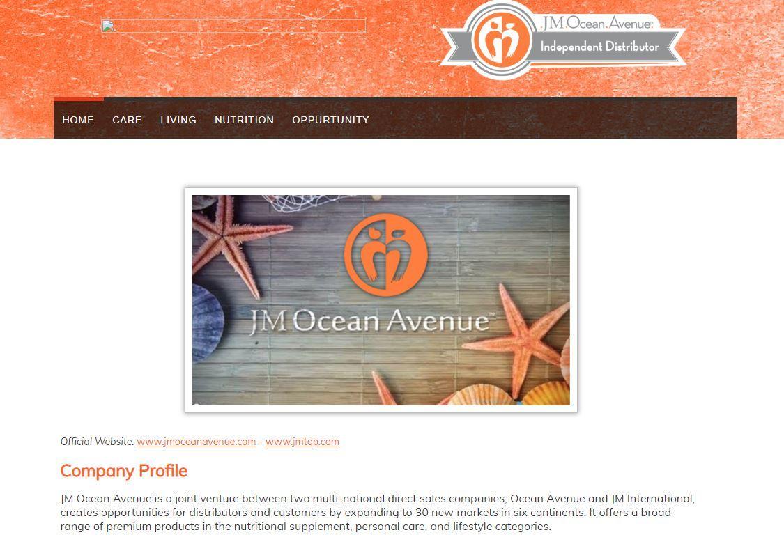 What is the JM Ocean Avenue? Is It Legit or Scam