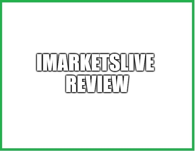 Is iMarketsLive A Scam