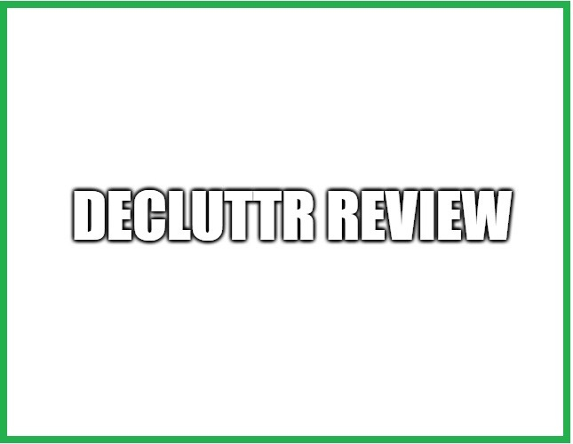 Decluttr Review