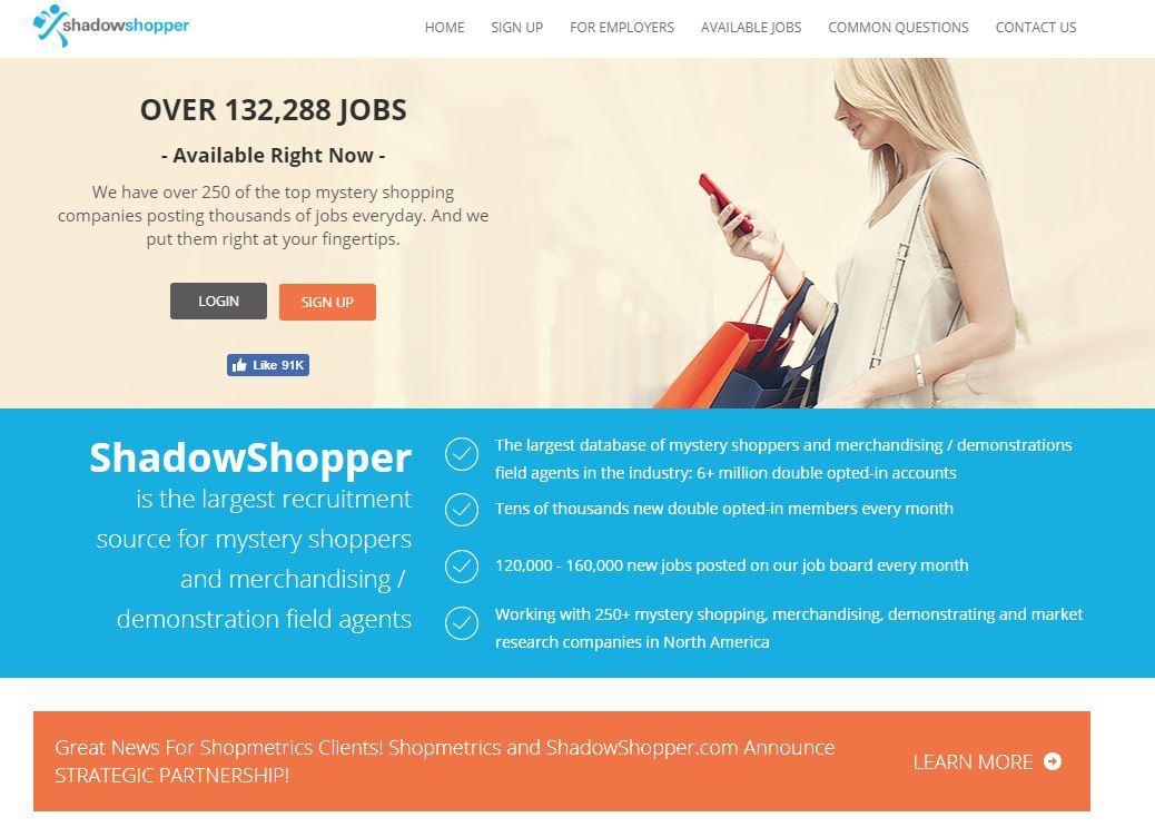 Shadow Shopper Review