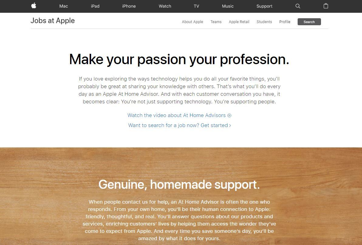 Apple at Home Advisor Review