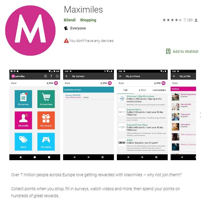 Maximiles Review